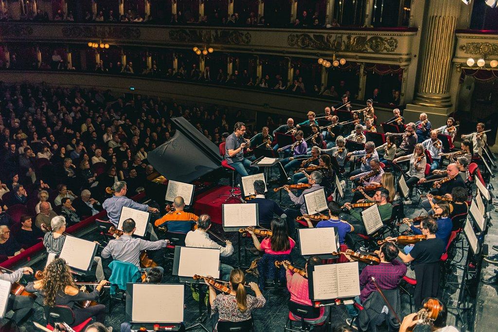 Prove Aperte Filarmonica della Scala