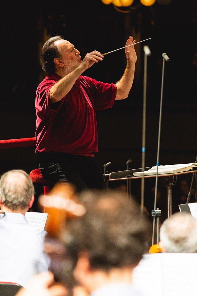 Prove Aperte - Riccardo Chailly