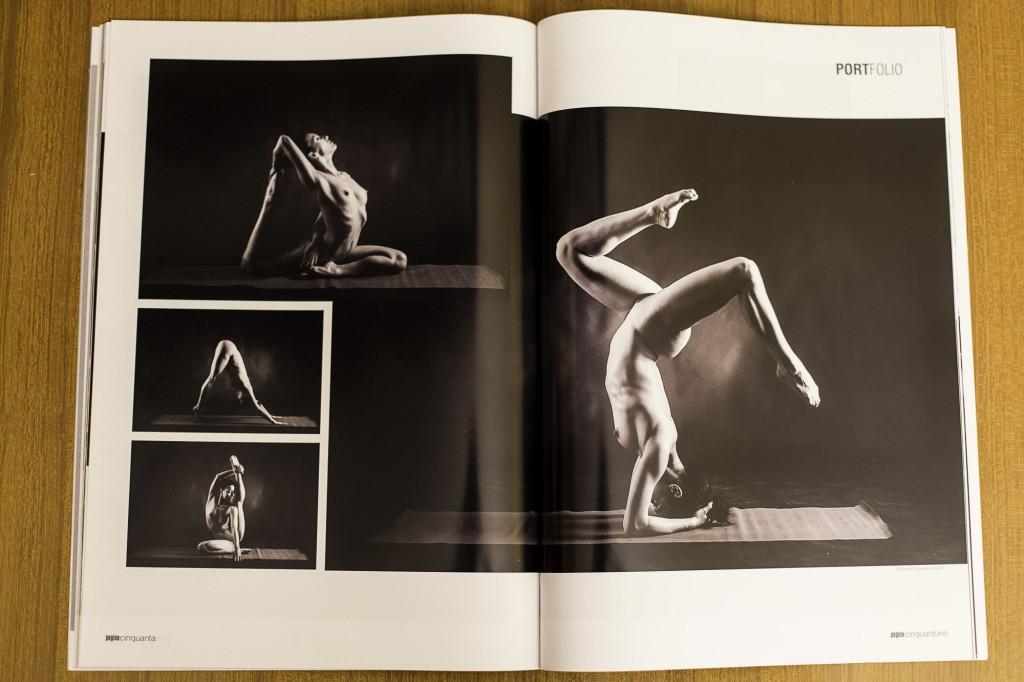 Naked Yoga - ImageMag