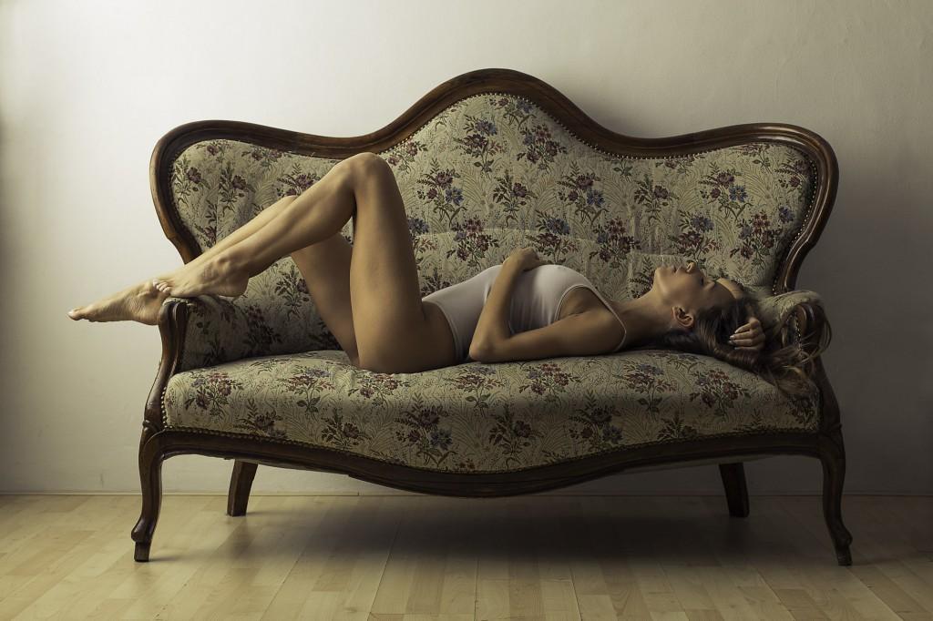 Anna Russian model