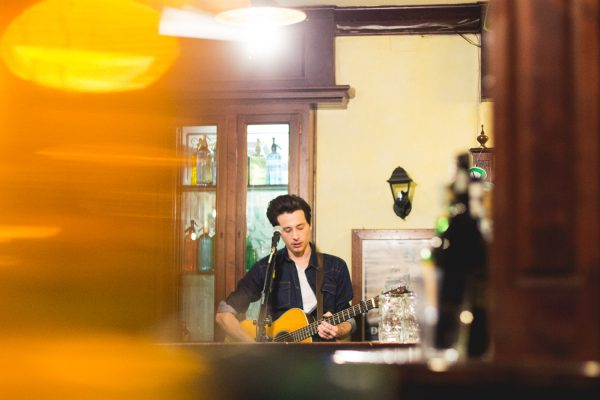 Maurizio Fenini - one man band