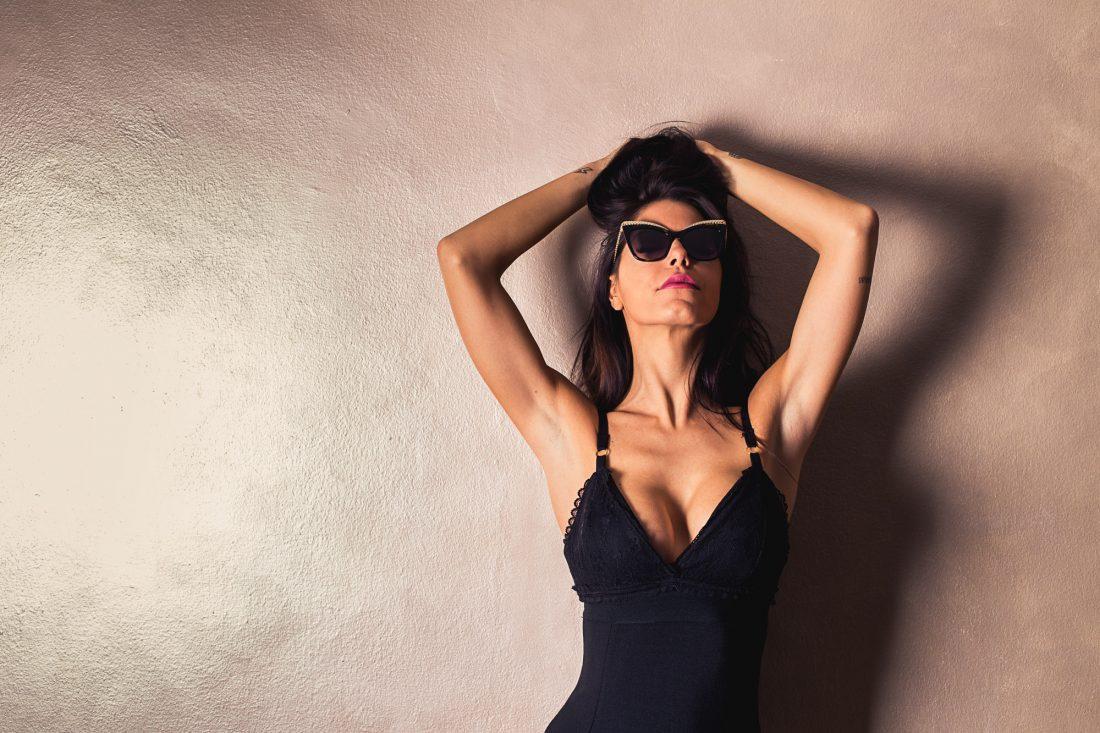 Gaia Pedani eyewear testimonial